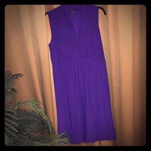 Dresses & Skirts - Daisy Fuentes Purple Sleeveless dress.
